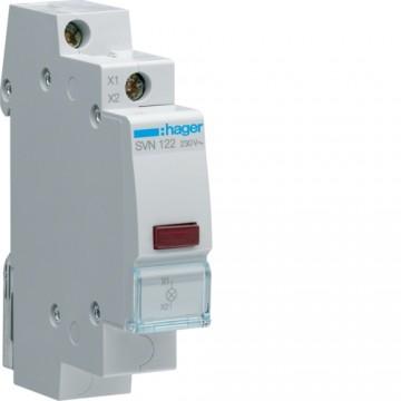 Lampka sygnalizacyjna LED: R